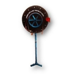 Coil Friction Apparatus