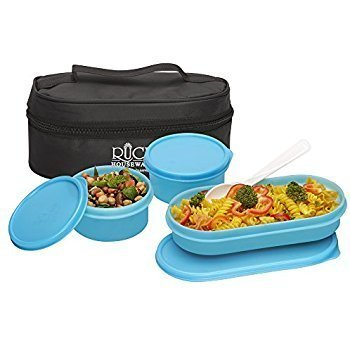 3 Piece Tiffin Box