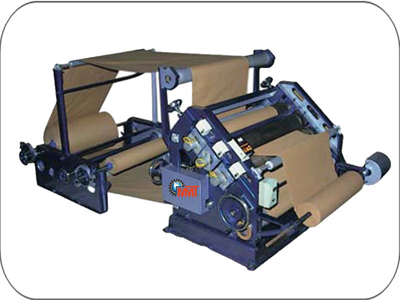 Small Cardboard Box Making Machine