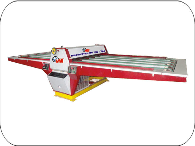 Carton Board Heavy Duty Flat Bed Die Punching Machine