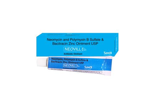 Neomycin Polymixin Bacitracin Skin Ointment