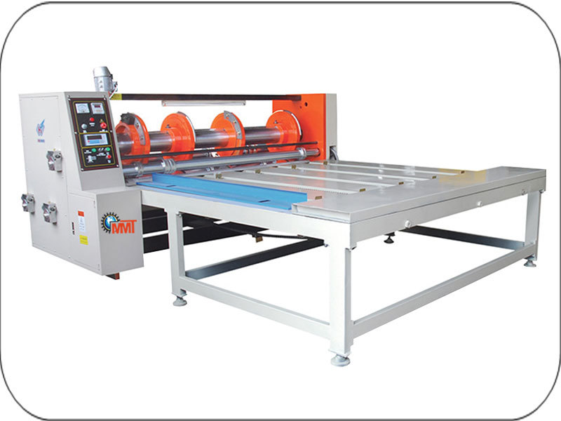 Rotary Cutting And Creasing Machine