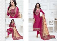 Chanderi salwar Suit