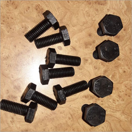Hex Head Phospheting Bolts