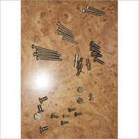 Hex Head Screws And Pins