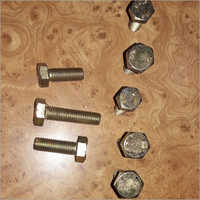 Hex Head Screws-Bolts