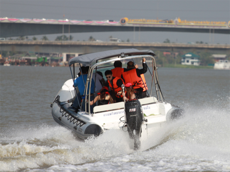 Liya small Inflatable Rescue Boat