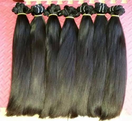 REMY WEFT DOUBLE DRAWN HAIR