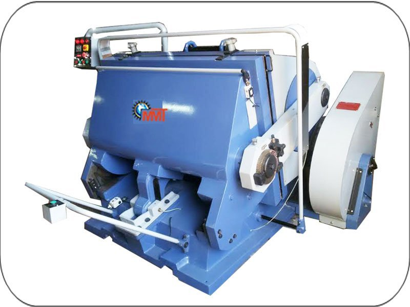 Automatic Heavy Duty Die Punching Machine