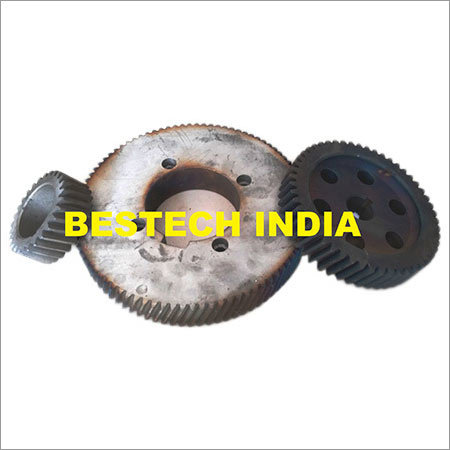 Pinion Gear for Steam Turbine