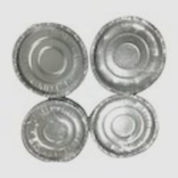 Disposable Aluminum Paper Plate