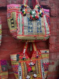 Embroidery banjara Shoulder Bag