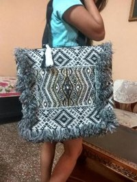 Beach bag shoulder bas bead bag