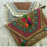 Fancy Beaded Ladies handbag
