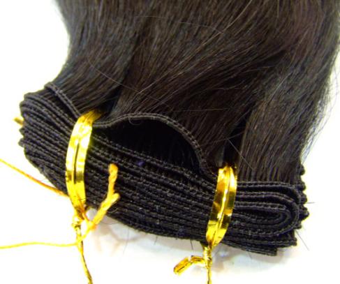WAVY HAND WEFT HAIR