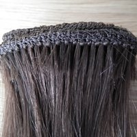 VIRGIN HAND WEFT HAIR