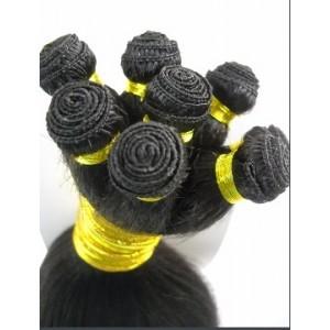 NATURAL HAND WEFT HAIR