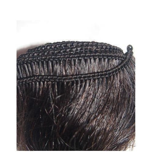 NATURAL BLACK HAND WEFT HAIR