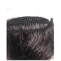NATURAL BLACK HAND WEFT HAIR