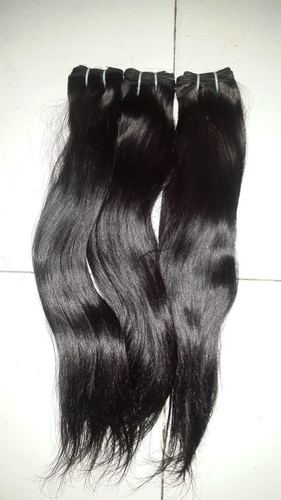 STRAIGHT REMY WEFT HAIR