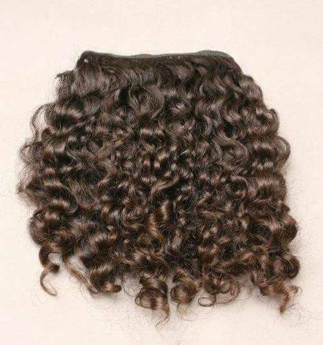 VIRGIN DEEP CURLY REMY WEFT HAIR