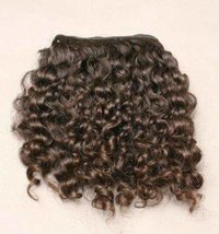 VIRGIN DEEP CURLY REMY WEFT HAIR