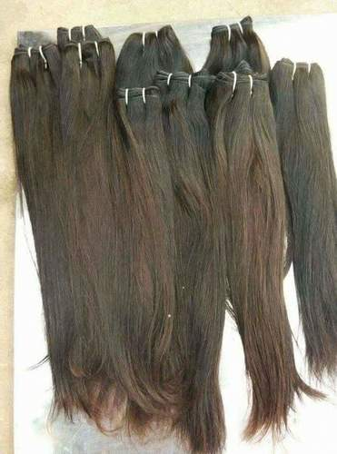 SINGLE DRAWN REMY WEFT HAIR