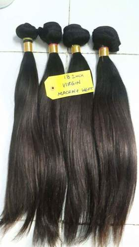DOUBLE DRAWN REMY WEFT HAIR