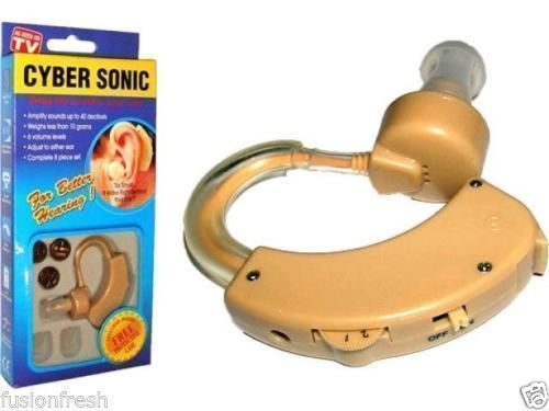 Cyber Sonic Clear Hearing