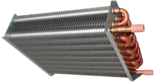 ss tube and alluminum fin type heat exchanger