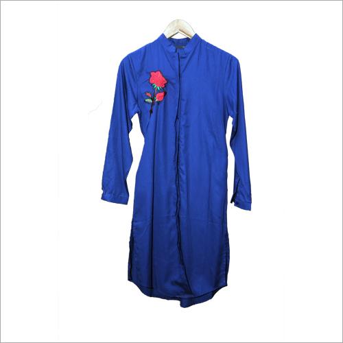 Rayon Long Tunic