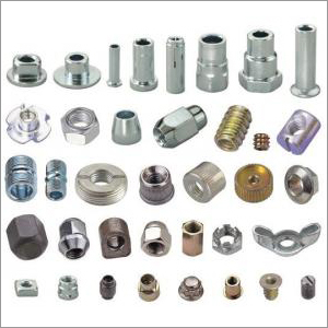 Hex Nut  & Square Nut