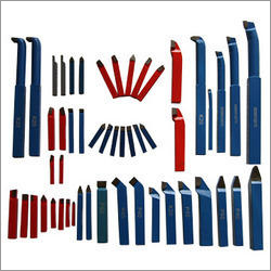 Tungsten Carbide Tipped Tools