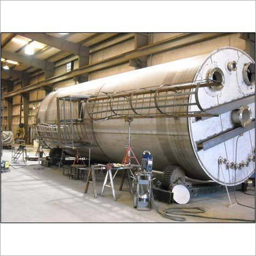 SS Tank Fabrication Service