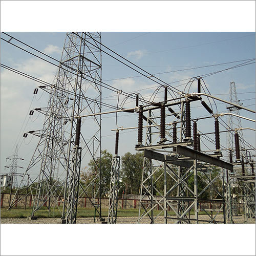Substation Stucture