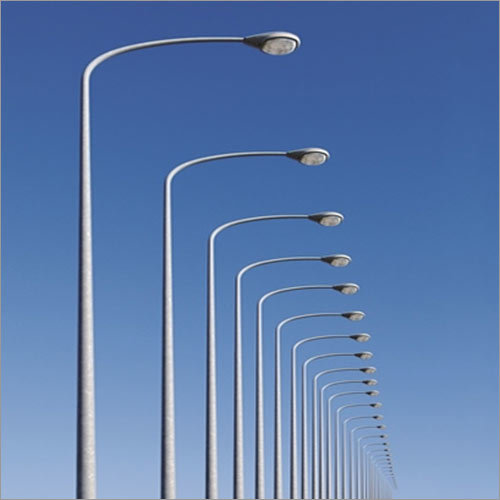 Streetlight Swaged Type Tubular Poles