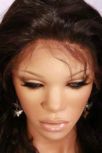 SWISS LACE STRAIGHT WIG