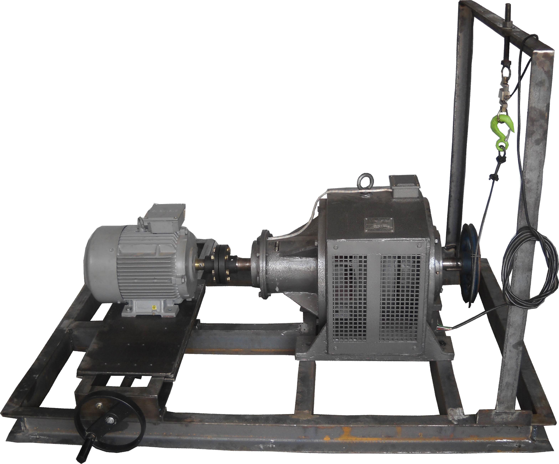 Motor Testing System