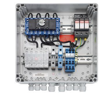 Main Junction Box