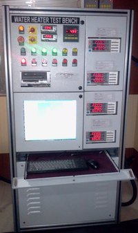 Water Heater Testing System