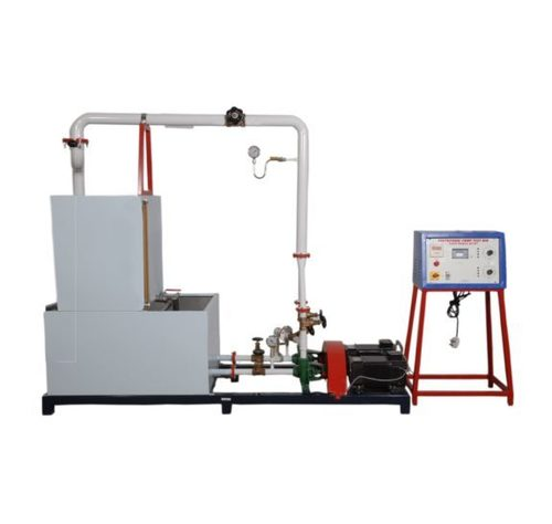 SERIES AND PARALLEL PUMP TEST RIG