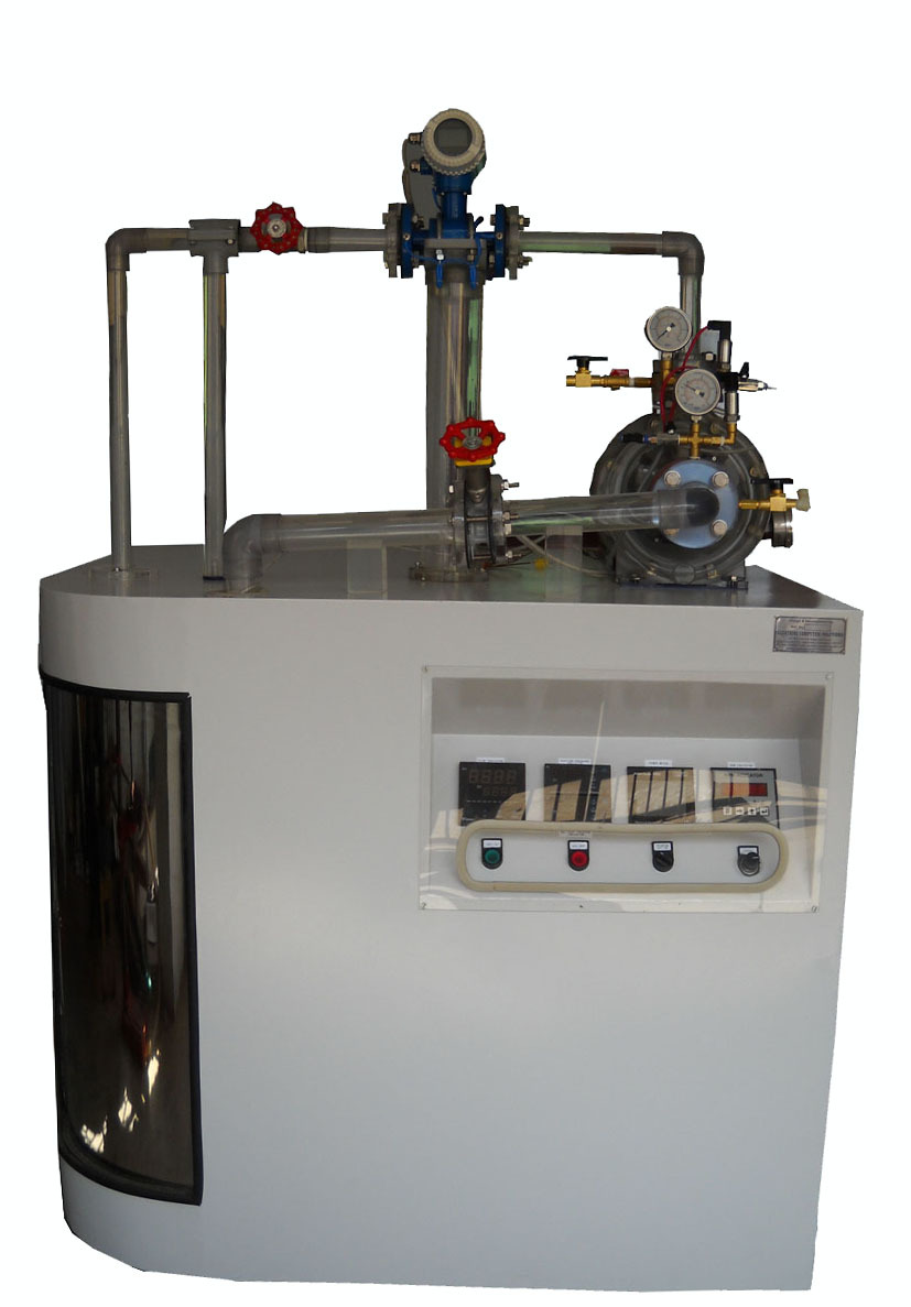 Pump Testing Equipment System