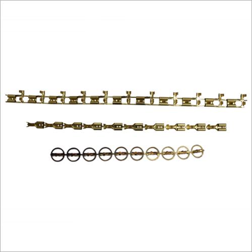 Brass Solderless Terminal