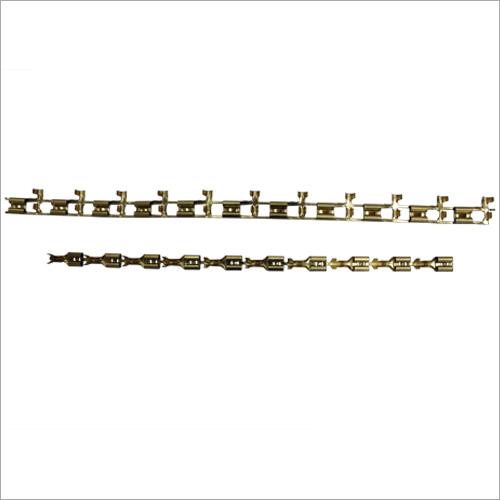 Female Brass Solderless Terminal