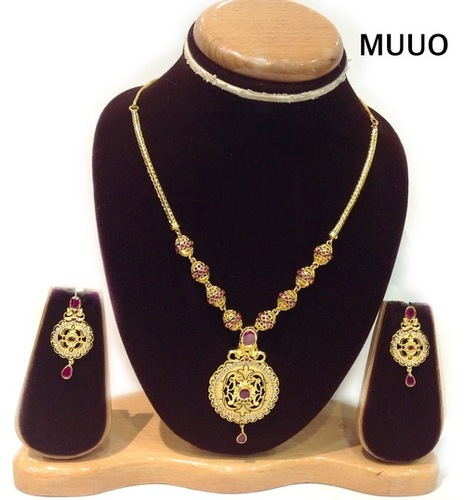 COPPER GOLD PLATED JEWELLERY