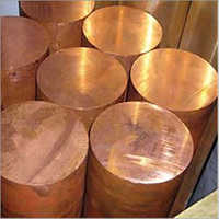 Tungsten Round Copper Bar