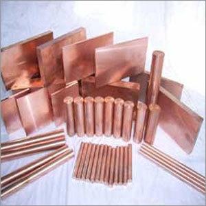 Copper Tungsten Parts