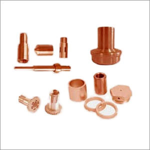 Machined Copper Tungsten Parts