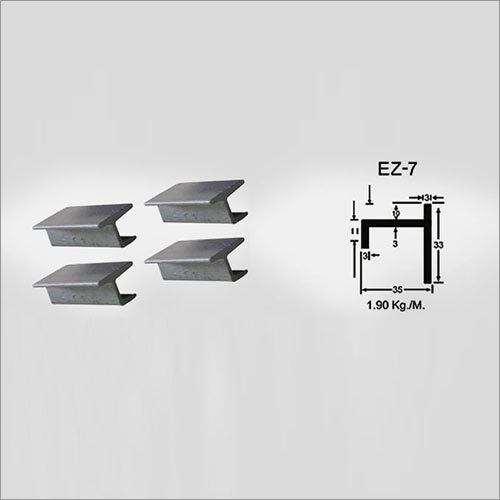 Mild Steel Window section Table EZ-7