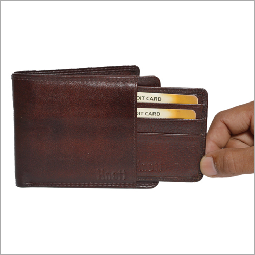 Executive Leather Wallet